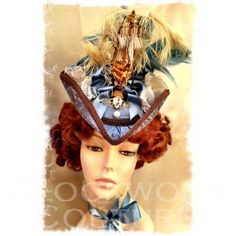 Marie's High Seas Tricorn Hat - $275.95