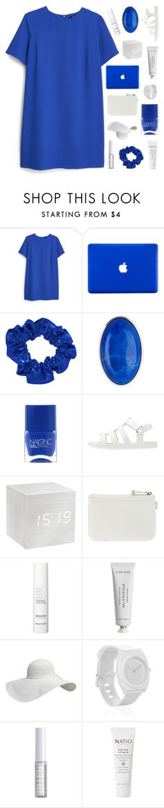 """""""whispers on the street. ☆"""" by i-get-lost-sometimes ❤ liked on Polyvore featuring MANGO, 14th & Union, Nails Inc., ElevenParis, Nine West, This Works, Byredo, Nixon, Lord & Berry and Natio"""