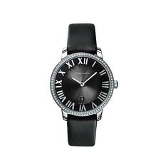 Atlas® 2-Hand 31 mm women's watch in stainless steel.