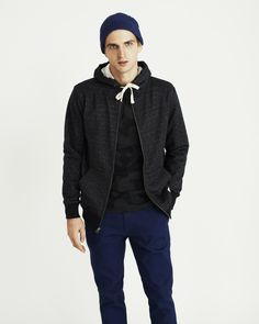 Saturdays Surf Holiday 2013 Lookbook – Cold-Weather Layering Essentials