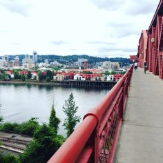 Broadway Bridge - Portland, Oregon