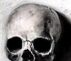 Skull Art - Original Charcoal and Pastel Drawing Painting Drawing Sketches, Pencil Drawings, Skull Painting, Sketchbook Inspiration, Pastel Drawing, Skull Tattoos, Skull And Bones, Skull Art, Cool Artwork