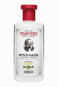 Thayers Lemon Witch Hazel AstringentLike a Tall Glass of Lemonade for Your…