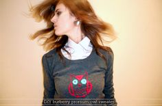 15 Amazing DIY Sweater Ideas