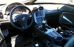 ZR48 MTI Corvette Speedboat 4