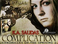 Sapphyria's Book Reviews: Excerpt & Giveaway:  Complication ~ Chronicles of ...