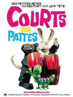 Courts sur pattes