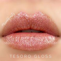 Glitter Gloss, Rose Gold Glitter, Lipsense Lip Colors, Kiss Makeup, Makeup Tips, Makeup Ideas, Classic Beauty, Shea Butter, Flirting