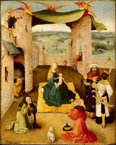 Znalezione obrazy dla zapytania natale XV secolo