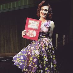 I hosted the Grease singalong at The Astor Theatre tonight, around 600 people attended! It was so much fun seeing everyone dressed up and ready to sing and dance!  @astortheatremelb #theastor #grease #pinup #pinupgirlclothing #pug #redhair #retro #oldhollywood #rydellhigh #1950s #50s #laurabyrnes #vintage #pinuphair
