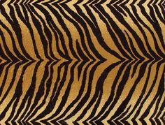 tiger skin texture   Tiger / Cat Fabric by the Yard