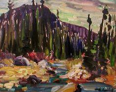 René Richard Jean Paul Lemieux, Recherche Google, Painting, Drill Bit, Impressionism, Toile, Paint, Canadian Horse, Landscapes