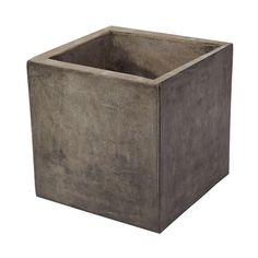 Cubo Square Planter Box