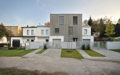 House extension in Prague