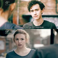 Skins Pure. And you don't even know Cassie...