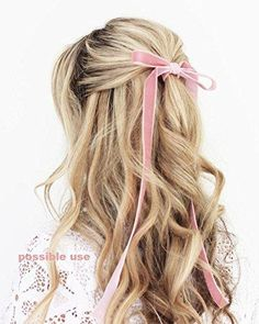 Pretty Hairstyles, Wedding Hairstyles, Blonde Hairstyles, Holiday Hairstyles, Hair Dos, Her Hair, Hair Inspiration, Character Inspiration, Curly Hair Styles