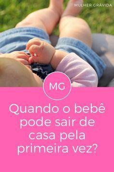Primeiro passeio com bebê   Quando o bebê pode sair de casa pela primeira vez? Veja quais são as recomendações