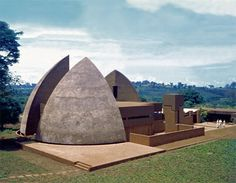 Mityana Pilgrims' Centre Shrine | Uganda, Africa | Architect Justus Dahinden