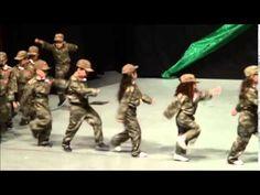 Minik Yıldızların Minik ASKERLERİ! ASKER RONDU TAM - YouTube