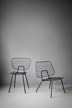 WM String Dining Chair Stol | Menu | Länna Möbler | Handla online