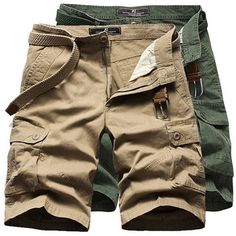 Fashion Men Cargo Shorts
