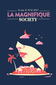 Festival La Magnifique Society à Reims du 16 au 21 mai 2017. Infos, programmation et billets ! #affiche #graphisme Web Design, Love Design, Picture Design, Layout Design, Graphic Design, Reims, Typography Art, Advertising Poster, Design Reference