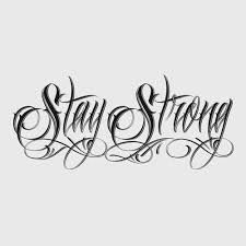stay strong tattoo - Google Search