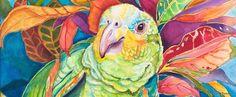 tattoo parrot - Pesquisa Google
