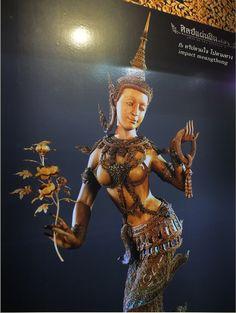OTOP AT MEANGTHONG THANI BANGKOK THAILAND.