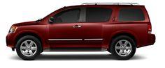 Nissan Armada same color as my baby :)