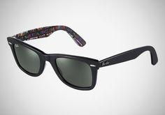 Ray-Ban Wayfarer Rare Print Sunglasses Collection – Spring x Summer 2012