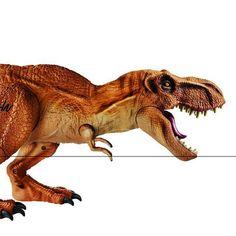 Jurassic World Toy - T-Rex