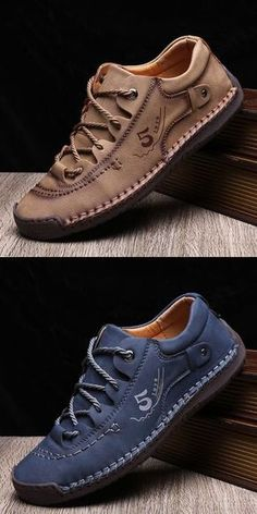 Mens Casual Leather Shoes, Leather Men, Leather Boots, Men's Casual Shoes, Mens Puma Shoes, Mens Slip On Shoes, Mens Boots Fashion, Sneakers Fashion, Men's Sneakers