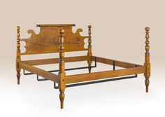 Best The Four Poster Cannonball Bed Is Early American Here Is 640 x 480