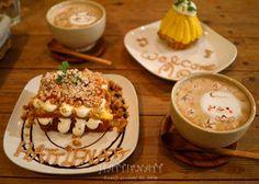 【cafe】HATTIFNATT(ハティフナット)@高円寺(5)