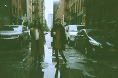 disposable camera in NYC, Liska Cole