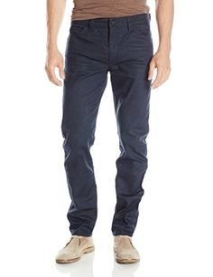 4a080aff Levi's Men's 508 Regular Taper Denim Jeans, Black Indigo Dye Rinse, 33x32