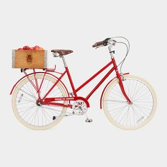 Brooklyn Cruiser Bike, Ryan Zagata and Grant Petersen