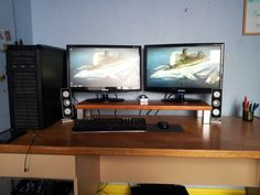 DIY Monitor Stand - Cheap - Easy - Effective - Overclockers Australia Forums