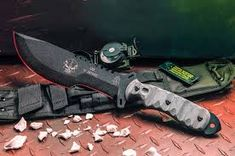 Resultado de imagen de MSK-1 the Best All-Purpose Survival Knife