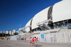 Río de Janeiro - Brasil | Estadio das Dunas, Natal | http://riodejaneirobrasil.net