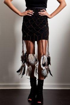 Ann-Sofie Back Dreamcatcher Skirt