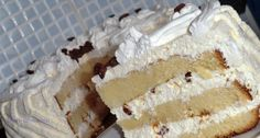 Oroszkrém torta recept Cake Cookies, Cupcakes, Torta Recipe, Hungarian Recipes, Hungarian Food, Sweets Cake, Vanilla Cake, Food To Make, Deserts