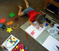 How to Raise an Intelligent, Creative Child - aha parenting