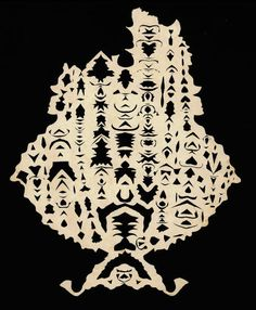 Papercut by Hans Christian Anderson