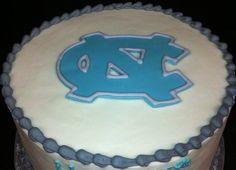 UNC cake from Patticakes