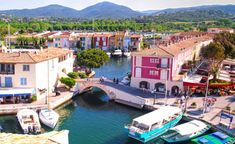Port Grimaud : the Hidden Treasure Of 'French Venice' #sainttropez
