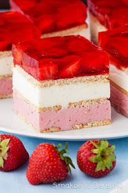 See 20 of the best Ikea Kallax Hacks ideas and the different ways you can DIY them for your home. Polish Desserts, Polish Recipes, Yummy Snacks, Delicious Desserts, Yummy Food, Cookie Recipes, Dessert Recipes, Food Carving, Cooking Cake