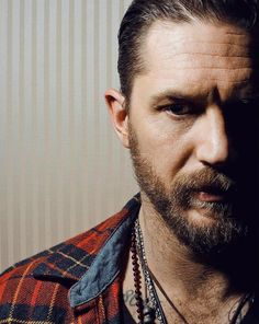 Tom Hardy for New York Magazine