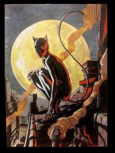 Catwoman •Fernando Dagnino